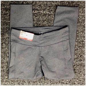 NWT Champion Capri length grey leggings